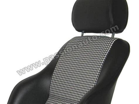 tissu siege auto siège course noir tissu pepita passionauto com