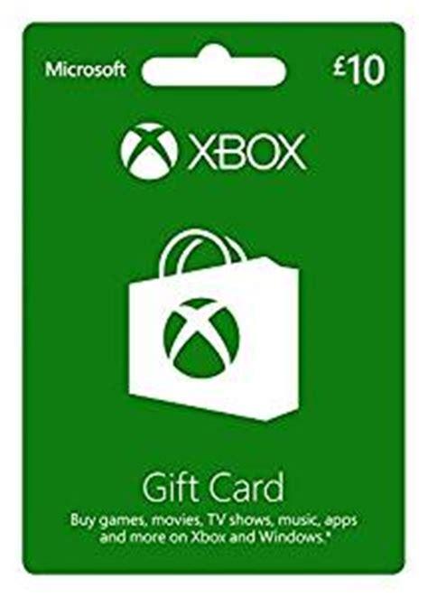xbox 5 dollar gift card microsoft gift card gbp10 xbox one 360 co uk pc