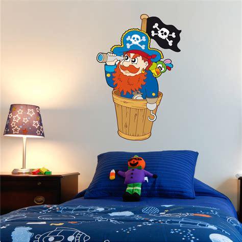 Wandtattoo Kinderzimmer Junge Piraten by Wandtattoos Folies Wandsticker Pirat