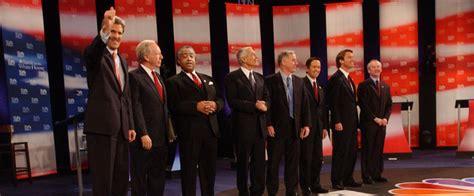 democratic presidential debate  riley institute