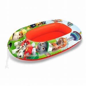 paw patrol bateau pneumatique gonflable mer et piscine With tapis jonc de mer avec pat patrouille canape