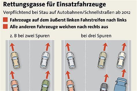 Rettungsgasse Neue Regel by Rettungsgasse Ab 1 J 228 Nner Pflicht Wien Orf At