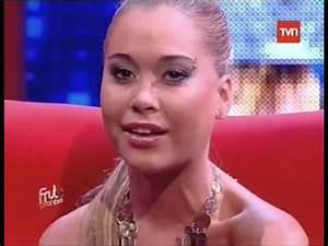 "Valentina Roth en ""Fruto Prohibido"" Parte 1 - YouTube"