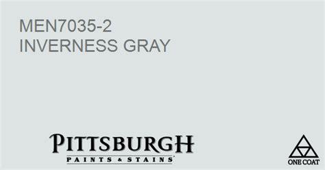paint color inverness gray