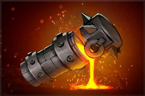 treasure of molten steel dota 2 wiki