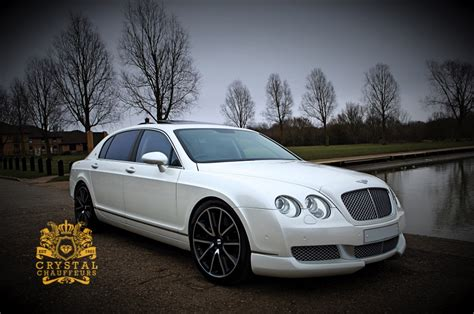 white bentley flying spur white bentley flying spur wedding car hire
