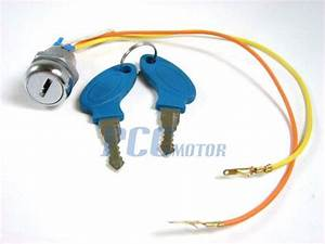 Sell Ignition Key Switch 49cc Super Pocket Bike Scooter 9