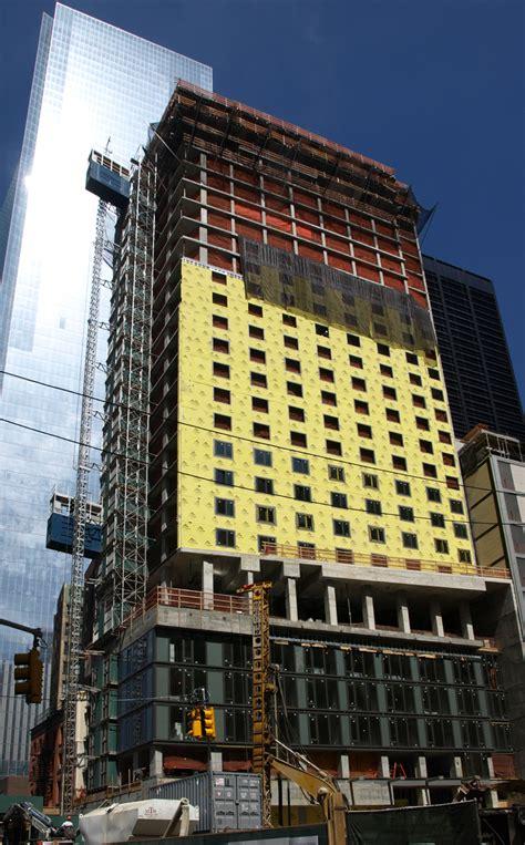 courtyard  york downtown manhattanworld trade center