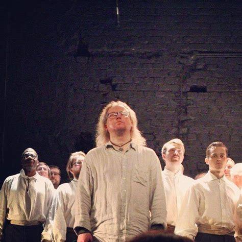 RTU vīru koris «Gaudeamus» piedalās koncertā «Latviešu ...