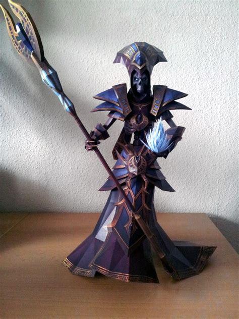 epic tier papercraft models