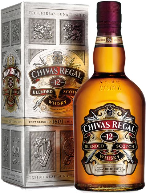 chivas regal whisky scotch blended bottle spiritedgifts whiskey gift gifts bottles walker liquor