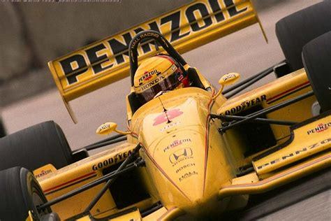 gil de ferran jim hall racing indy car world series photo