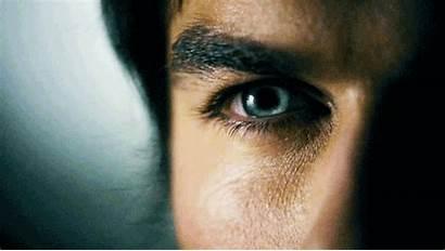 Vampire Damon Diaries Eyes Eye Human Salvatore