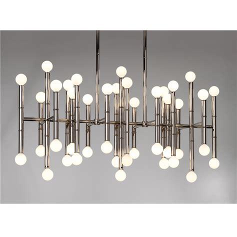 meurice chandelier meurice rectangle chandelier