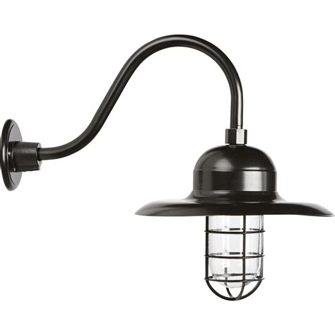 npower barn light with wall ceiling sconce 13in dia