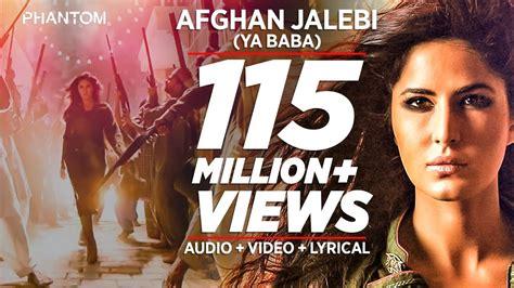 afghan jalebi ya baba video song phantom saif ali