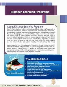 Alhuda Cibe - Distance learning Programs on Islamic ...