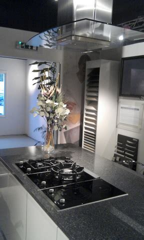 display schuller nextline gloss lacquer anthracite