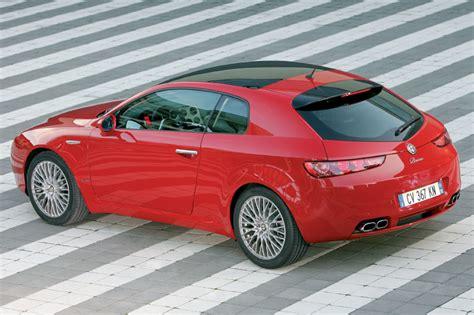 Alfa Romeo Brera 3.2 Jts V6 Q4. Photos And Comments. Www