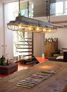 Lampen Für Den Esstisch : lange fabrik h ngelampe load f r tische und theken casa lumi ~ Bigdaddyawards.com Haus und Dekorationen
