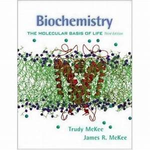 Solution Manual For Biochemistry The Molecular Basis Of Life