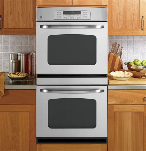 ge  built  double wall oven jtpspss ge appliances