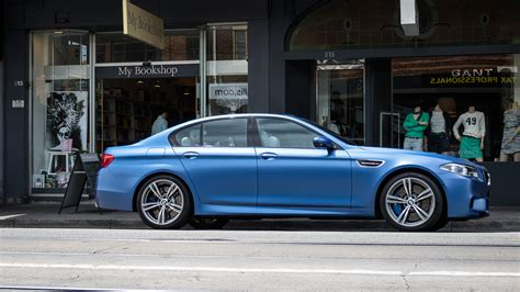 Review Bmw M5 by 2016 Bmw M5 Review Caradvice