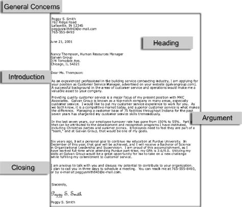 Chronological Resume Purdue Owl by Purdue Owl Cover Letter World Of Exle