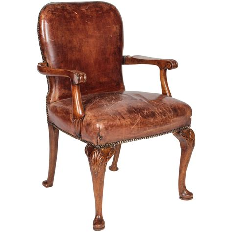 distressed leather chair style distressed leather arm chair at 1stdibs 3381