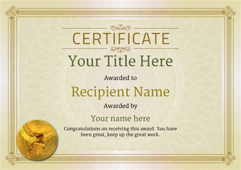 Martial Arts Certificate Template by Free Martial Arts Certificate Templates Add Printable