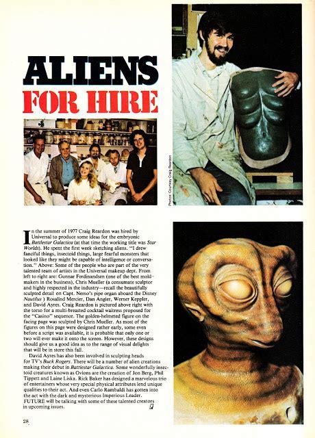 STARLOGGED - GEEK MEDIA AGAIN: 1978: FUTURE MAGAZINE ...