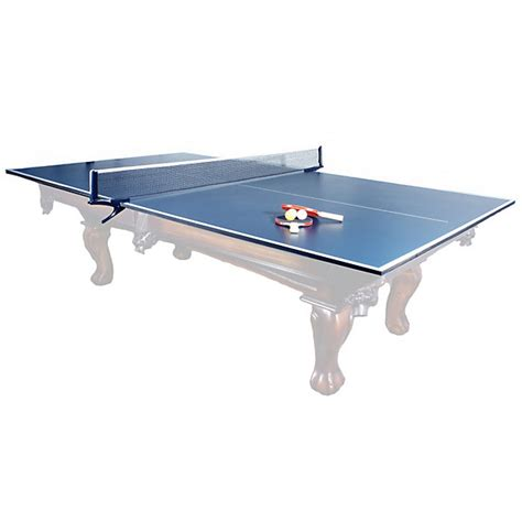 table tennis table conversion top spyder table tennis conversion top