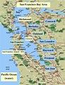 San Francisco Bay Area Map California | Printable Maps