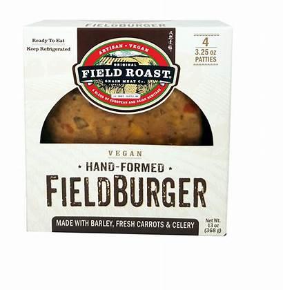 Field Roast Hand Formed Burger Fieldroast Vegan