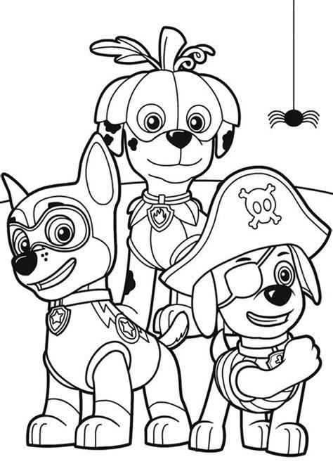 psi patrol kolorowanki do wydrukowania kolorowanki dla dzieci przedszkole