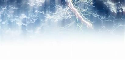 Lightning Storm Thunder Transparent Cloud Thunderstorm Sky