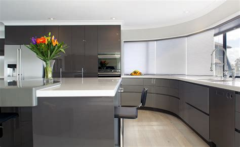 spencer auckland stanmore bay red beach kitchen design