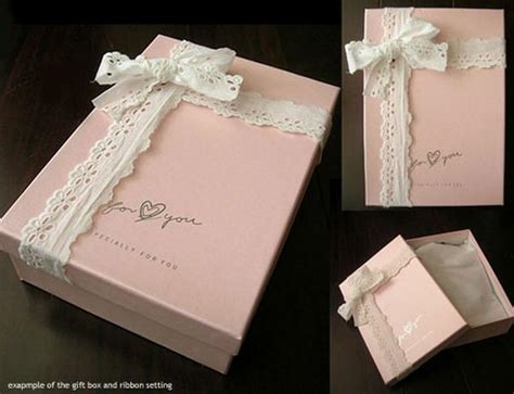 romantic and cheap decorating ideas for gift boxes 20