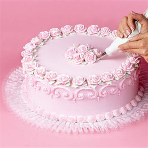 wilton cake kue boards ruffle decorating cakes cara supplies ulang tahun decorate decoration tuk menghias gambar board meja putar membuat