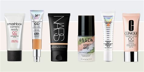 best cc in 2018 9 color correcting creams and tinted moisturizers