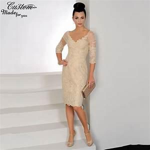 Elegant women formal knee length evening dresses short for Formal short dresses for weddings