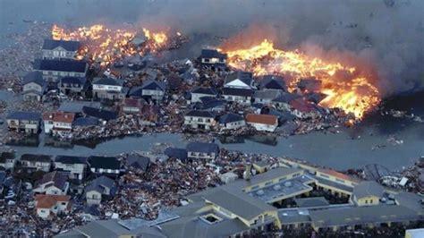japan quake tsunami aftermath nuke plant radiation