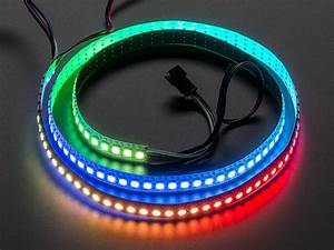 Led Stripes : adafruit neopixel digital rgb led strip 144 led 1m white white id 1507 adafruit ~ Watch28wear.com Haus und Dekorationen