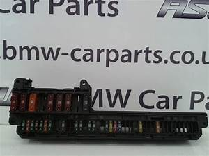 Bmw E60 5 Series Fuse Box 61146932452 Breaking For Used