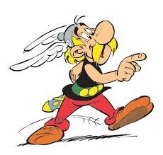 Characters found in the comic book series asterix. Astérix | Wiki Héros | Fandom