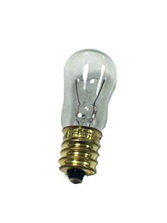 12v 6w light bulb ge fridge water