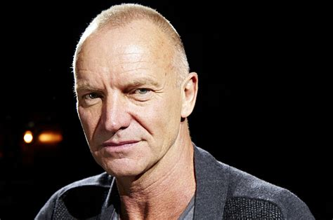Sting Finally Does Something Cool
