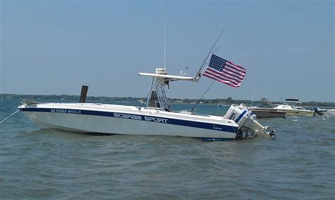 Boat Trader Scarab 302 by Updating My Scarab 302 The Hull Boating And