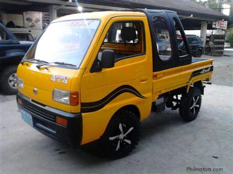 Suzuki Multicab by Used Suzuki Multicab Kargador Canopy 2018 Multicab