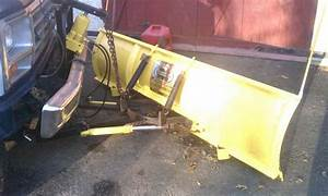 New To Site With Old Meyer Plow